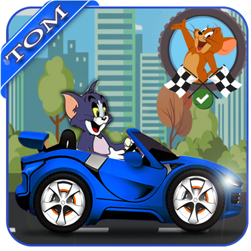 tom jerry racing game
