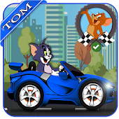 tom jerry racing game