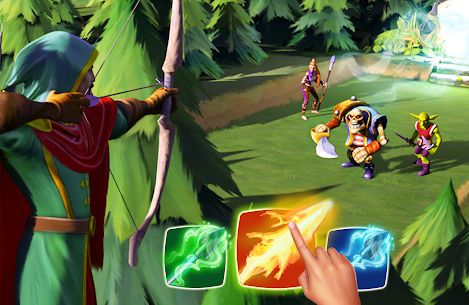 Hunter Master of Arrows Mod Apk 1.0.273 (Unlimited Gems) 8