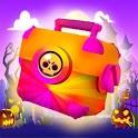 Box Simulator For Brawl Stars Halloween icon