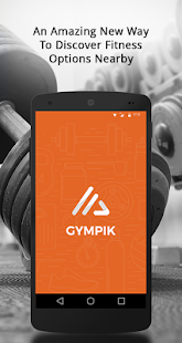 Gympik Find Fitness & Trainers- screenshot thumbnail