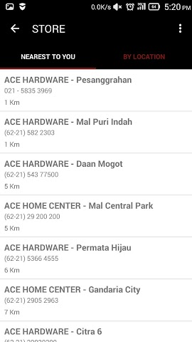 android Ace Hardware Indonesia Screenshot 2
