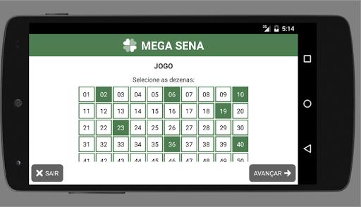 Fecha Mega Sena Premium