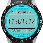 Watch Face Z02 Android Wear 2.72 Apk