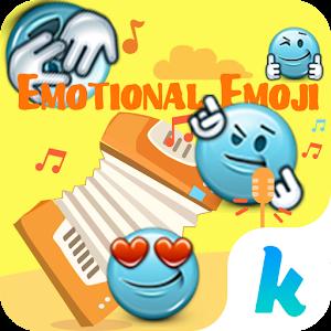 Kika Emotional Emoji SMS Pro for PC
