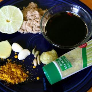 Marinated Chicken In Coconut Milk Recipes