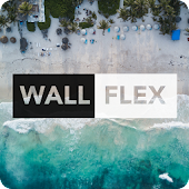 WallFlex - HD/4K Oreo wallpapers for Android™