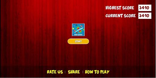 Fruit Cutter apkdebit screenshots 2