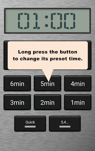 Talking Countdown Timer L  screenshots 4