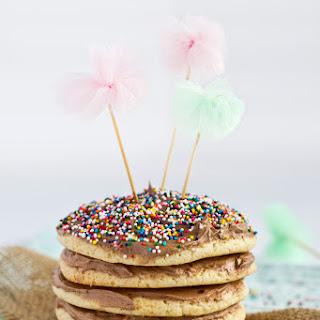 Layered Birthday Cookie Cake