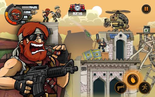 Code Triche Metal Soldiers 2 apk mod screenshots 4