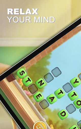 Word Free Time - Crossword Puzzle  screenshots 8