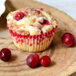 Cranberry Orange Sour Cream Muffins Recipes
