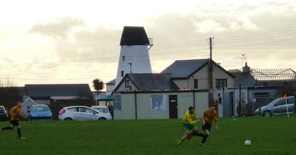 Photo: 02/02/13 v Pentraeth (Anglesey Football League) 1-2 - contributed by Mike Latham
