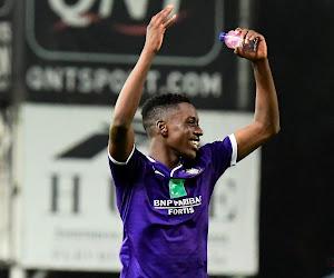 OFFICIEL : Sambi Lokonga lie son avenir à Anderlecht