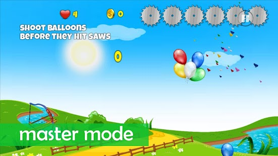 Balloon Shoot - náhled