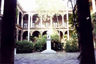 Photo: #011-La Havane-La statue de Christophe Colomb dans le palais des Capitaines Généraux
