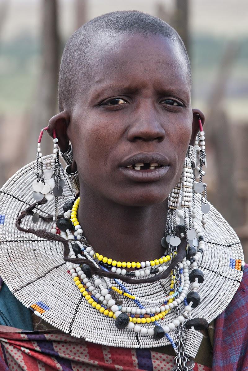 donna masai di Tony6018