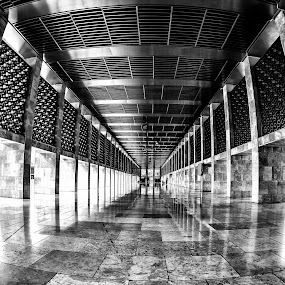 masjid istiqlal by Nur Kadri - Buildings & Architecture Public & Historical