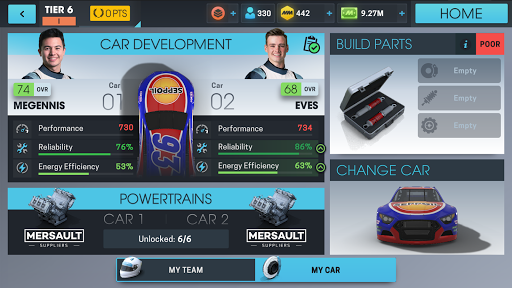 Motorsport Manager Online 2020.4.1 screenshots 1