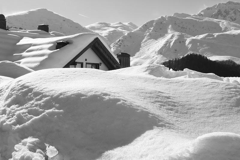 quando nevicava di Naldina Fornasari