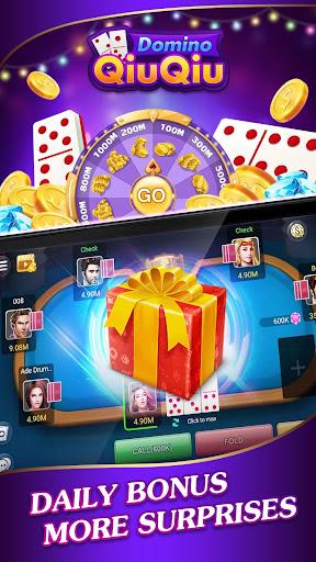 Download Domino Qiuqiu 99 Kiukiu Free Online 2 2 9 Mod Apk Unlimited Money For Android