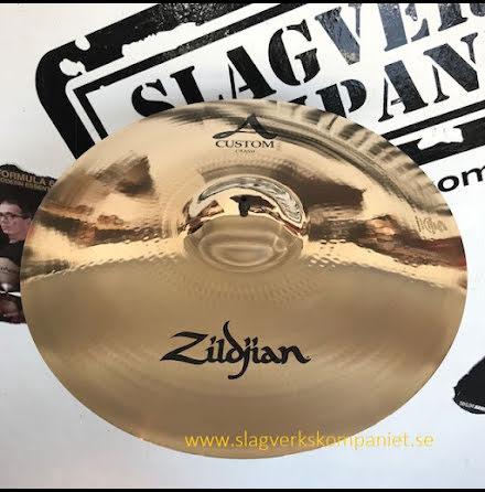 20'' Zildjian A Custom - Crash