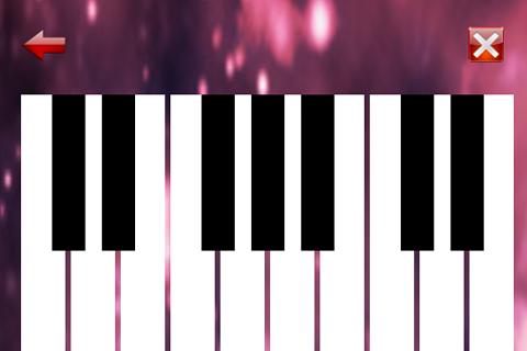 Romantic Piano screenshot 2