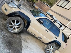 ハイラックスサーフ RZN215W H16年式 2700cc ガソリン車のカスタム事例画像 ゴンさんの2021年03月04日18:51の投稿