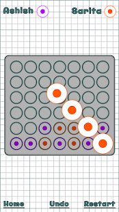 StrikeFour (Connect 4x4) - náhled