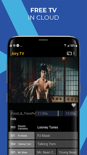Airy - Stream Free TV Shows & Movies, and More! 2.4.0gcR screenshots 2