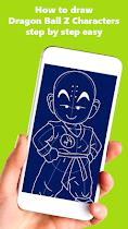 How to Draw DBZ - Easy - screenshot thumbnail 03