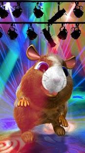 Mluvící Hamster - náhled