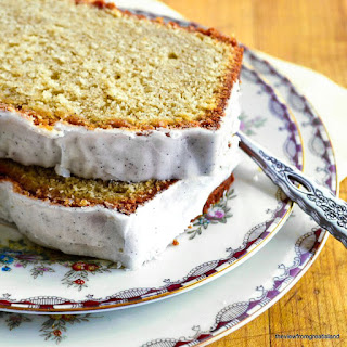Roasted Cardamom and Coffee Pound Cake
