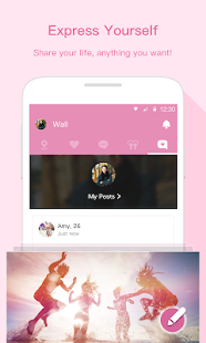 iPair-Meet, Chat, Dating- screenshot thumbnail