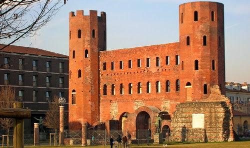 Porte Palatine, Torino