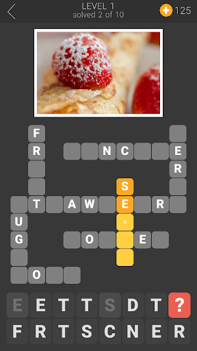 Tasty Words - screenshot