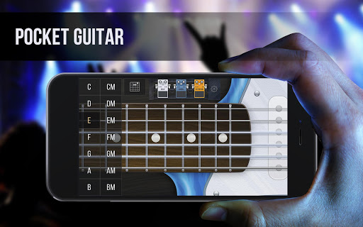 Real guitar - guitar simulator with effects 1.7.1 screenshots 6