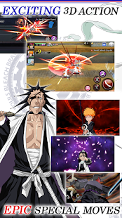 BLEACH Brave Souls android mod