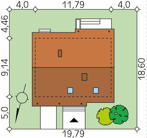 Balbinka 2 CE - Sytuacja