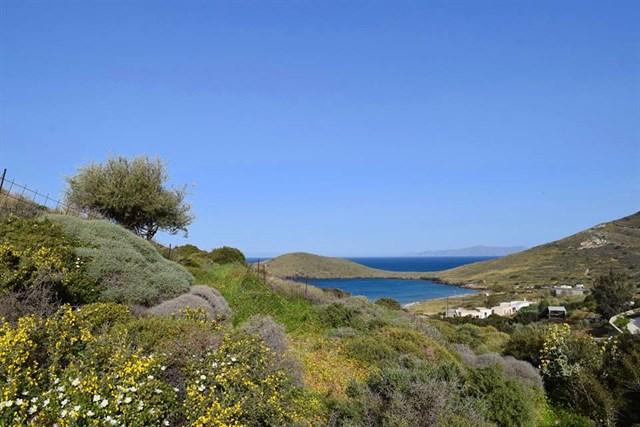 Vistas de la isla.