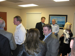 Photo: We're glad our guests had a good time! Visit www.504blog.com to learn about other events Mercantile Capital Corporation has hosted.