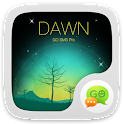 (FREE) GO SMS PRO DAWN THEME icon