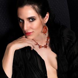 KayLynne by Len Lambert - People Portraits of Women ( sexy, gorgeous, hot, jewelry, skin, eyes,  )