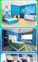 Teenage Bedroom Design Ideas - screenshot thumbnail 03