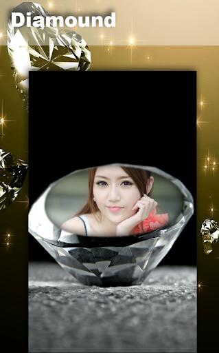 Diamond Photo Frame
