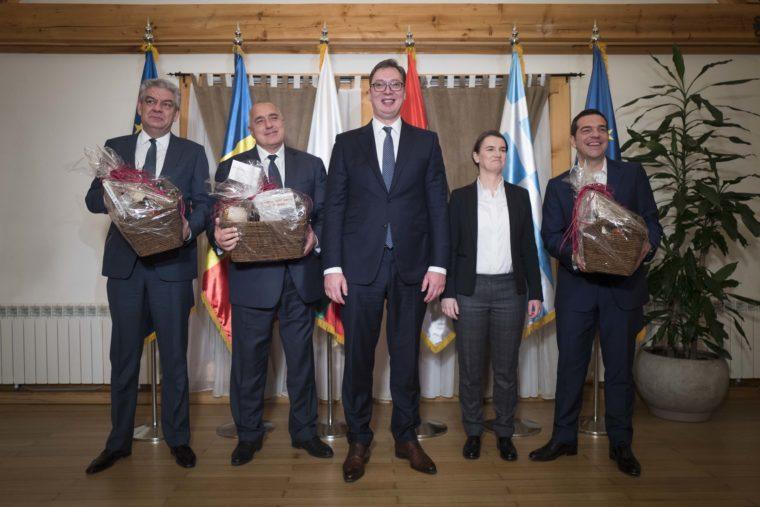 Αποτέλεσμα εικόνας για τετραμερούς διάσκεψης Ελλάδος, Σερβίας, Βουλγαρίας και Ρουμανίας