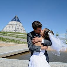 Wedding photographer Zhanat Aytkhozhin (Zhanik). Photo of 26.02.2015