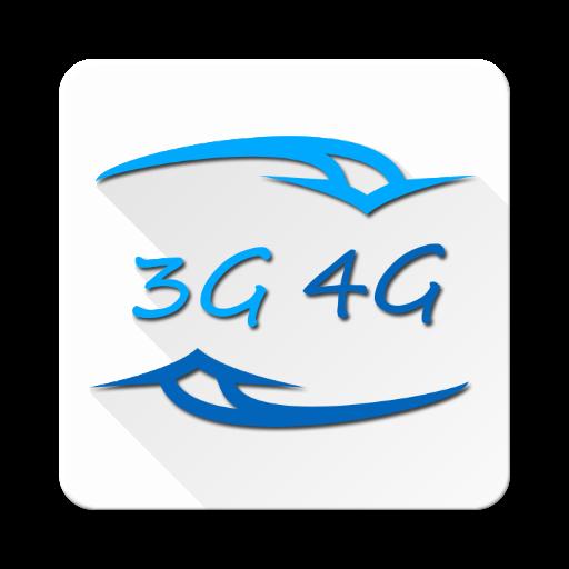 3G/4G速度测试 工具 App LOGO-APP試玩