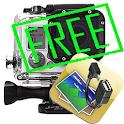 GoPro SD Backup2Phone Free icon